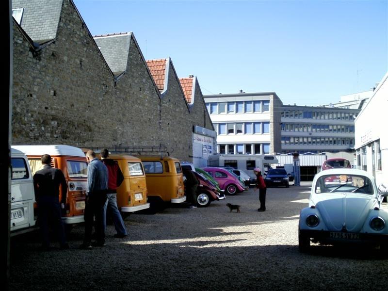 rencontre bus vw Fontenay-sous-Bois